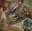 Umbrella Chronicles Trophy icon - Archive Collector.png