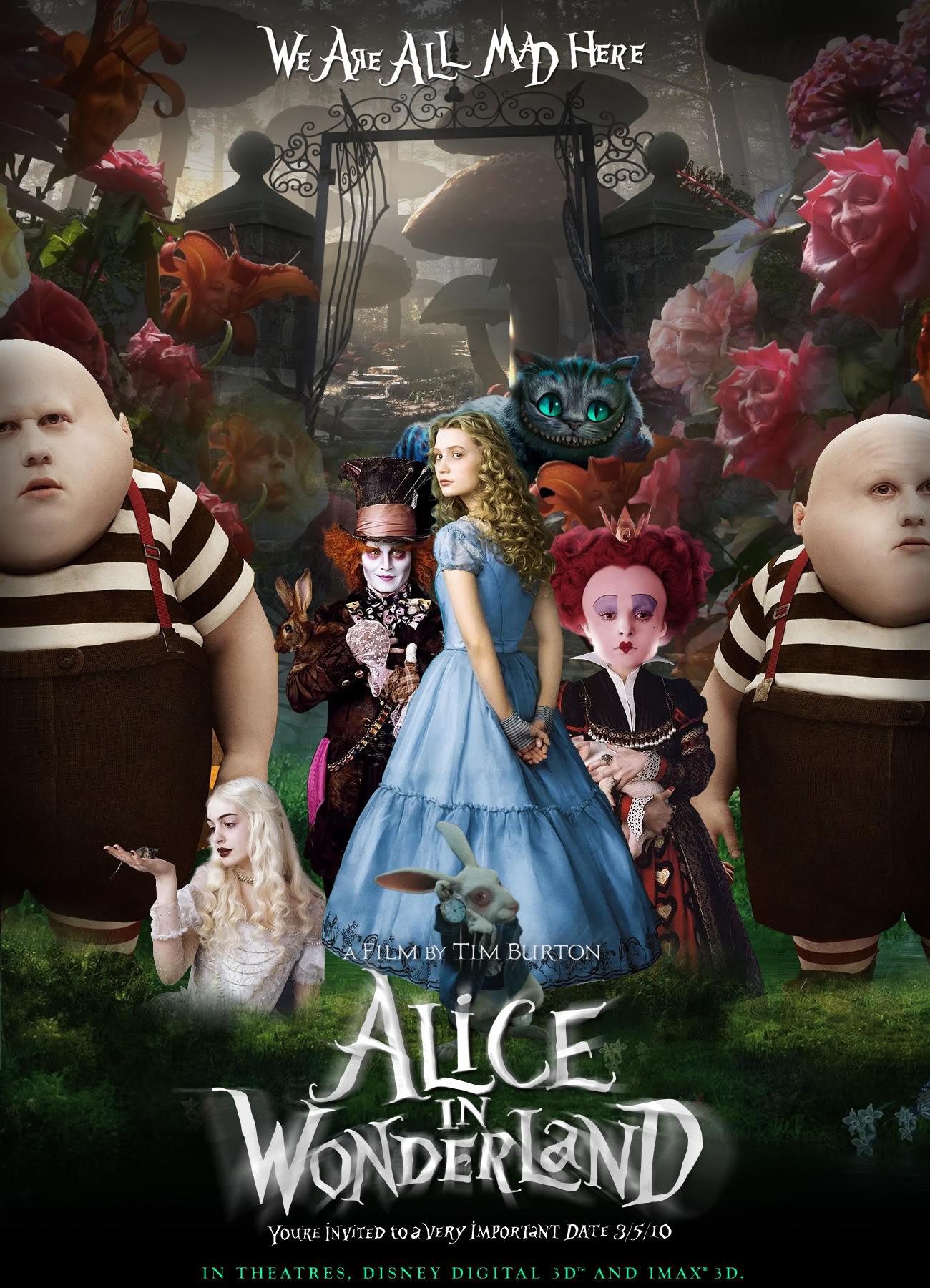 Alice in Wonderland (2010) - Alice in Wonderland Wiki