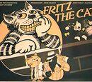 El gato Fritz