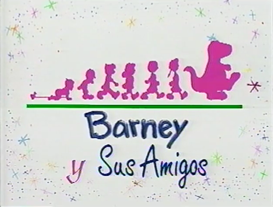 Barney And Friends Happy Mad Silly Sad – Air Media Design
