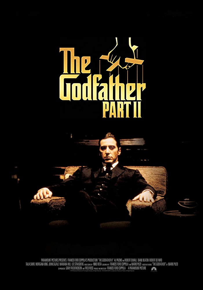 The Godfather Part Ii On Moviepedia  Information  Reviews
