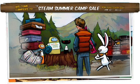 Steam Summer Camp Sale