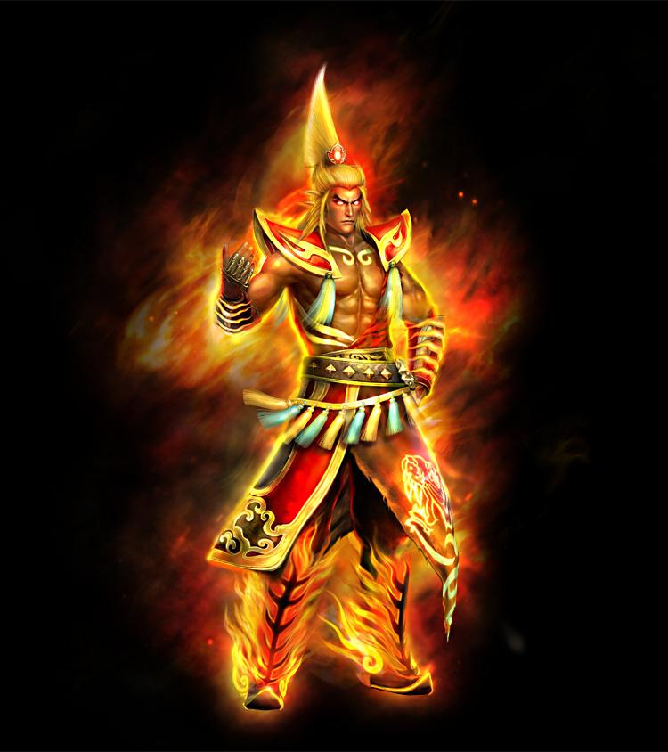 Lu Bu Warriors Orochi 3 Ultimate: SunQuan-StrikeforceCostume-DLC-WO3.jpg