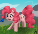Ask Pinkie the Artist