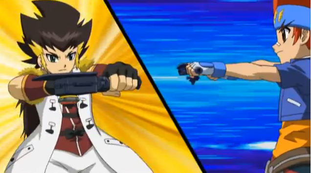 Gingka Hagane vs. Dashan Wang - Beyblade Wiki, the free ...