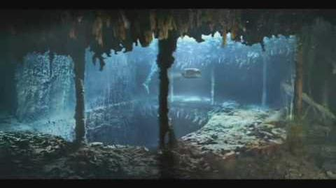 Inside Titanic Shipwreck