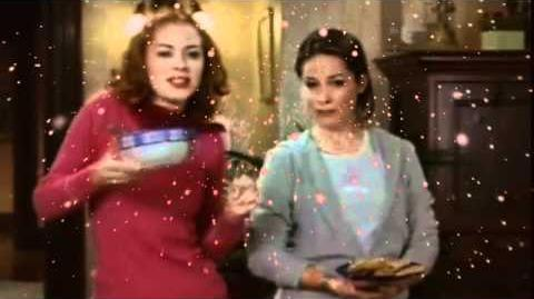Charmed Christmas Video
