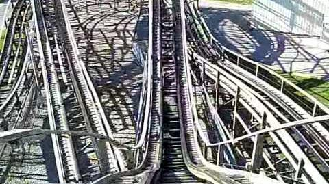 Ghoster Coaster (Canada's Wonderland)