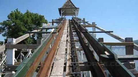 Leap-The-Dips (Lakemont Park) - OnRide (480p)
