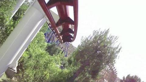 Suspended Coaster