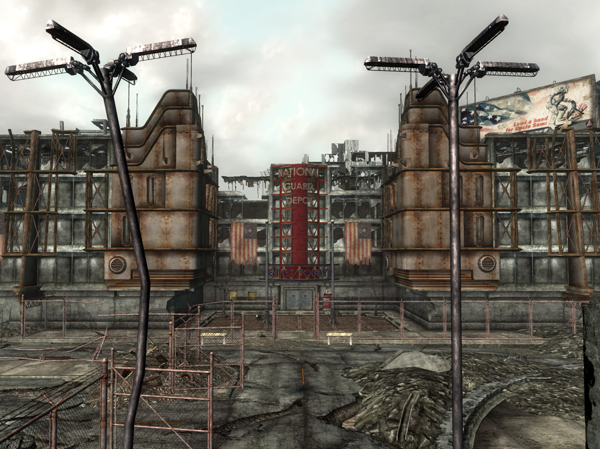 Citaten Seneca Fallout 4 : National guard depot fallout wiki wikia