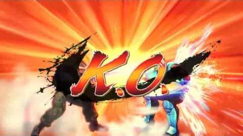 Super Street Fighter 4 - Guile Ultra 2 Sonic Hurricane