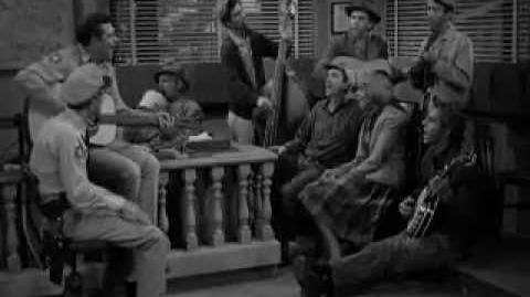 Andy Griffith - Boil Them Cabbage Down