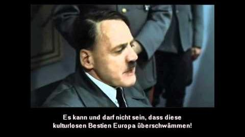 Hitler plans scene (original german subtitles)