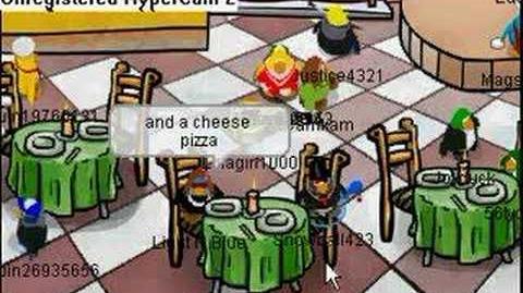 Snowball TV Season 1 Episode 3 (Pizza Parlor)