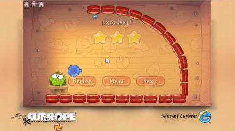 Cut the Rope - Pinned Box