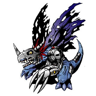 digimon world how to get metalgreymon