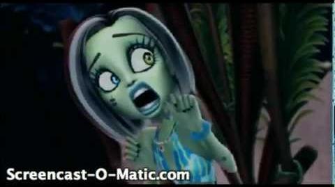 Monster High-Escape from Skull Shores trailer