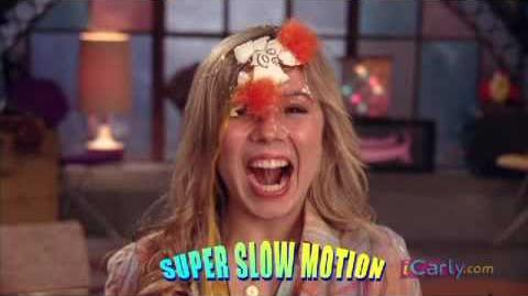 ICarly Present iCarlyDisgusting Super Slow- Motion Raw Egg