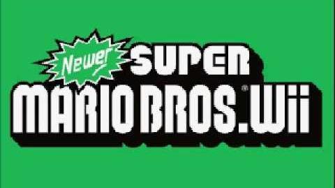 NEWER Super Mario Bros. Wii Music- Overworld