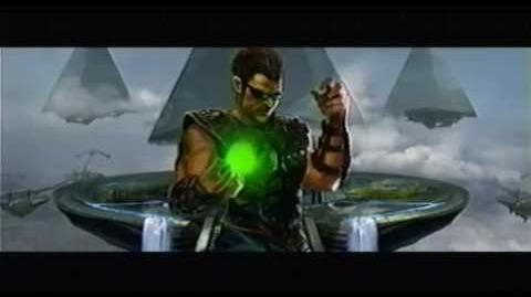 Mortal Kombat 2011 - Johnny Cage Ending