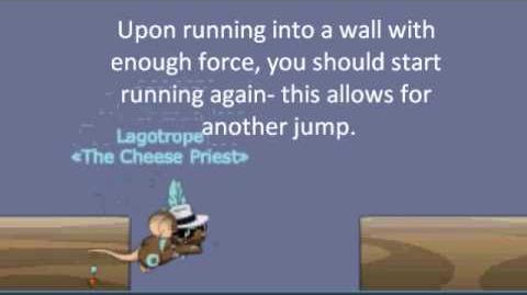 Transformice Running Wall Jump