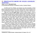Personalități rome din România