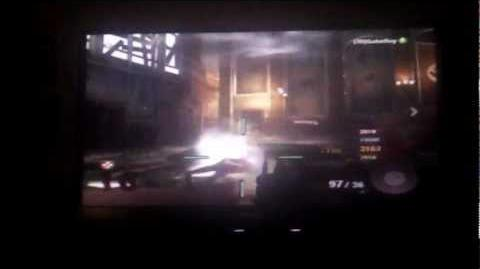 CoD Black Ops (Wii) Zombie Hacks Infinite ammo and Rapid Fire