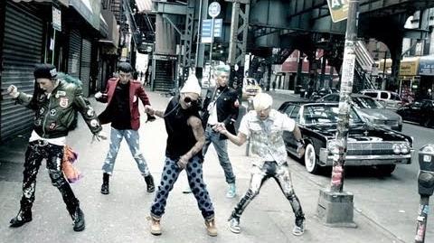 BIGBANG - BAD BOY M V