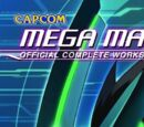 Mega Man Star Force Official Complete Works