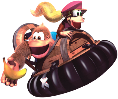 donky kong country 3 how to start