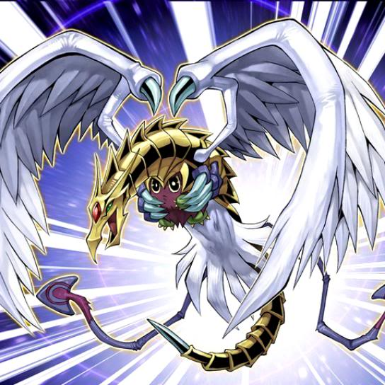 Beautiful Scene... Winged Kuriboh Lv10
