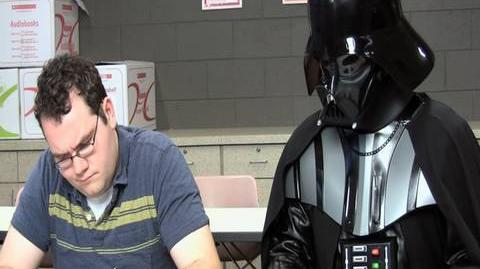 Chad Vader Goes to Community College