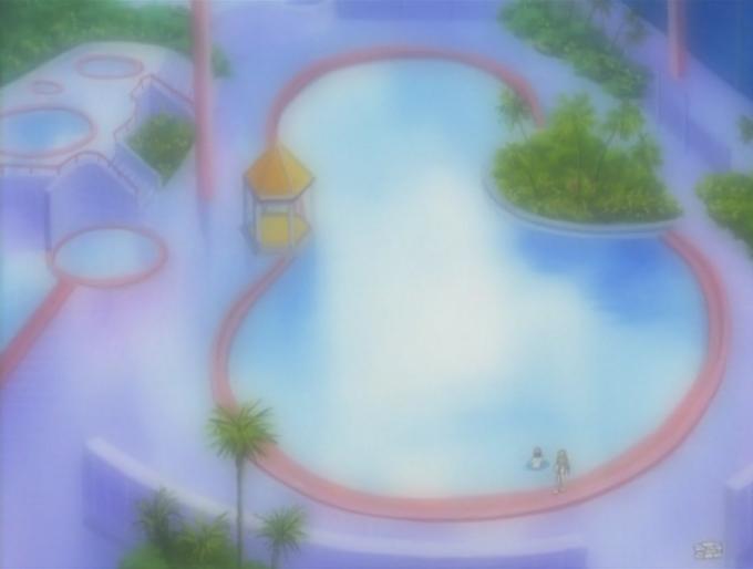 Basen & jacuzzi AnimeDormBath5