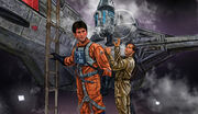 Wedge Antilles by Jason Palmer