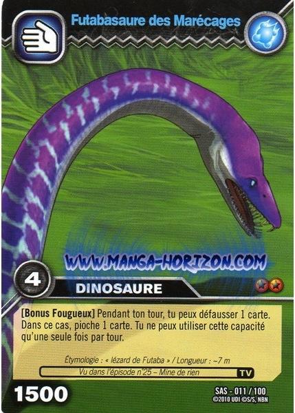 Image - Futabasaurus-Marshes TCG Card (French).jpg ...  Image - Futabas...