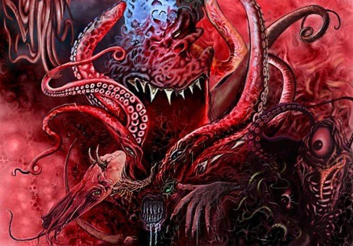 Azathoth Vs Cthulhu Azathoth – Creepypas...