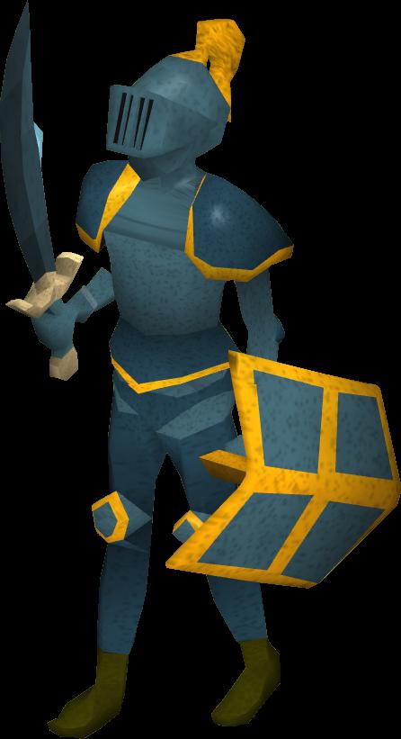 runescape how to open armor set