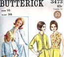 Butterick 3473