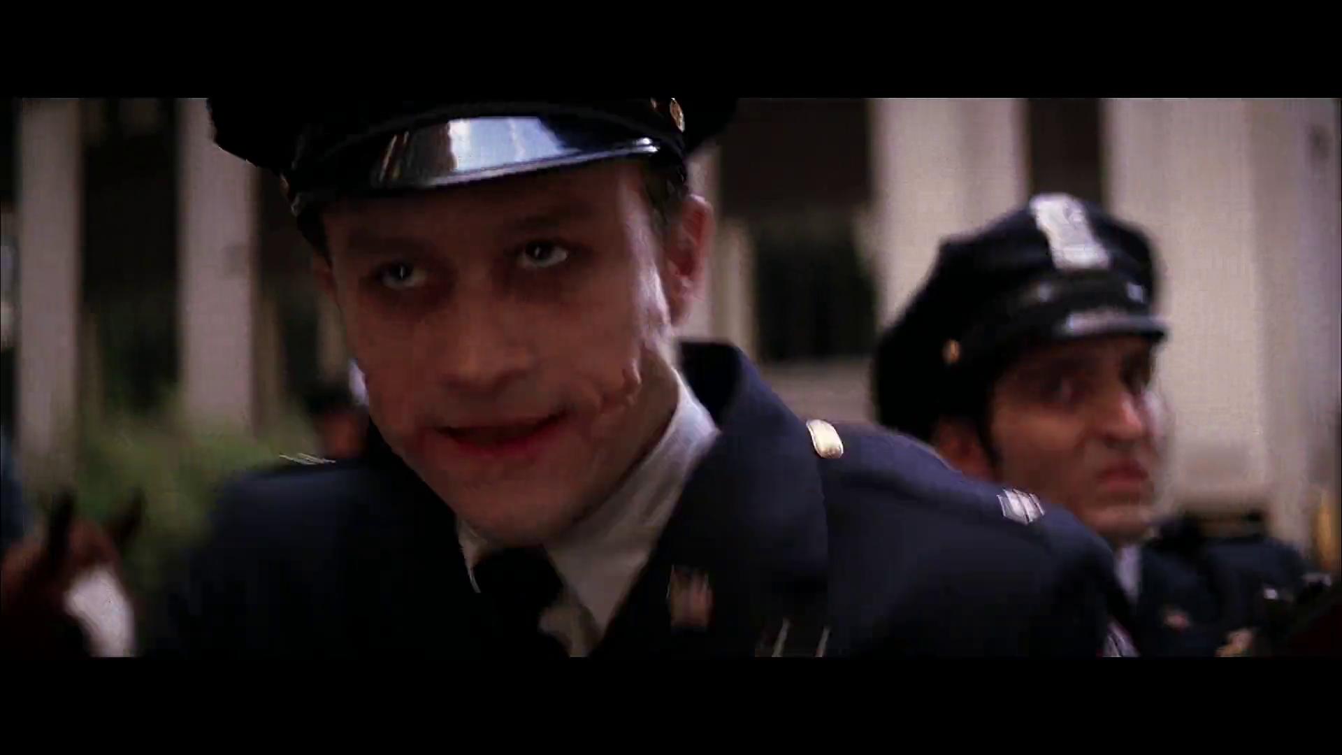 The Joker (Heath Ledger) - Batman Wiki Joker Smile Png