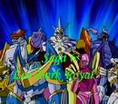 Saga 006: Los Dark Royal