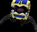 Coffre araignée