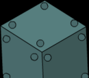 Металлический куб