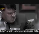 Hitler phones Dear Friend Hitler
