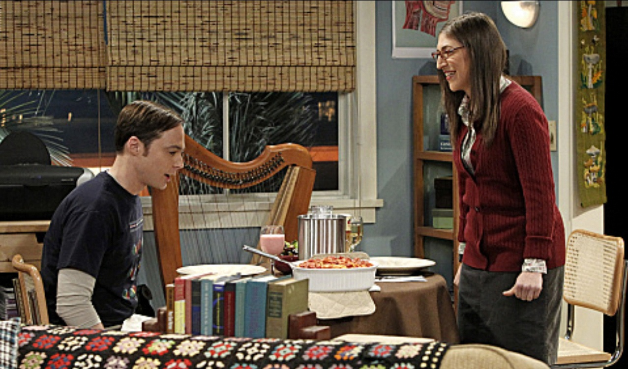 Spaghetti And Hot Dogs Big Bang Theory