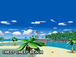 Cheep Cheep Beach Mariowiki The Encyclopedia Of Everything Mario