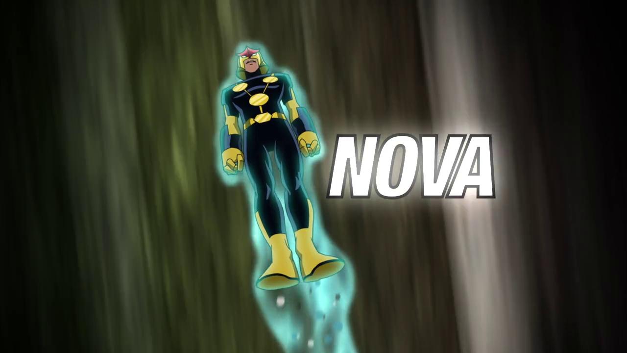 Nova ultimate spider man wiki - photo#6