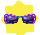 Neon Suit Boy Goggles