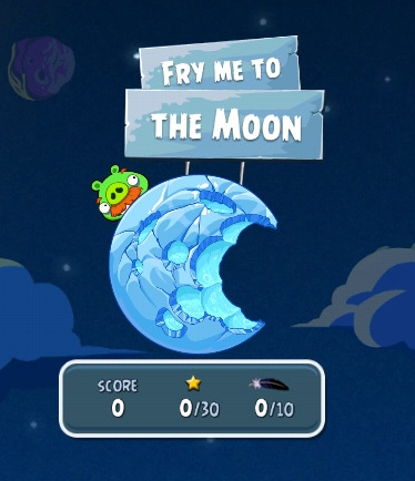 angry birds space lunar launcher - photo #29