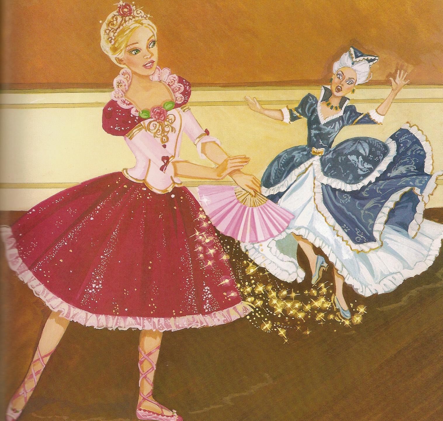 Image 12 dancing princesses barbie in the 12 dancing princesses 13794977 1517 - Barbie and the 12 princesses ...